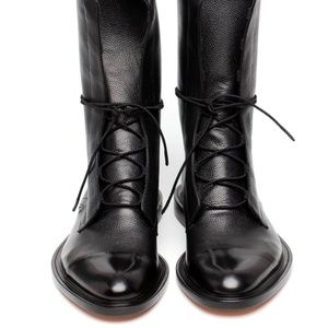 Chic INCH2 combat boots